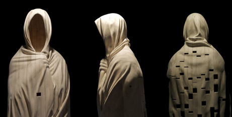 Paul Kaptein won the $25,000 Mandorla Art Award main prize in 2014 with this sculpture, Untitled. (The Record/Photo supplied)