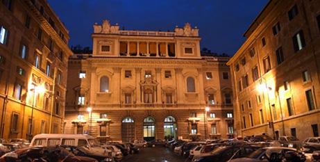 Pontifical Gregorian University in Rome where the Understanding Unbelief conference will be held (Creative Commons/Eric Vandeville)