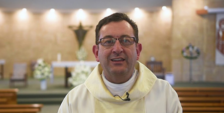 Deacon Mark Powell (Perth Archdiocese)