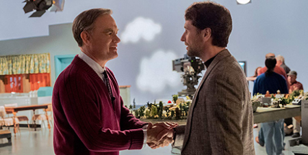 Tom Hanks and Matthew Rhys in A Beautiful Day in the Neighborhood (IMDB/Sony Pictures Entertainment)