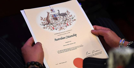 Some face-to-face citizenship ceremonies will replace the virtual ceremonies held during the pandemic (Change.org)