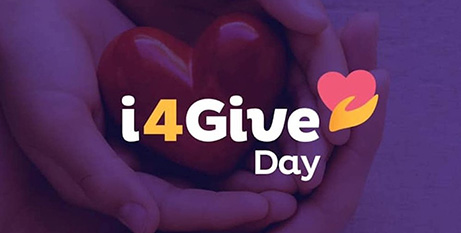 i4give Day will be held annually on February 1 (i4Give website)