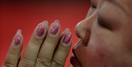 Cardinal Charles Bo has asked for the faithful to pray for China this week (CNS photo/Damir Sagolj, Reuters)