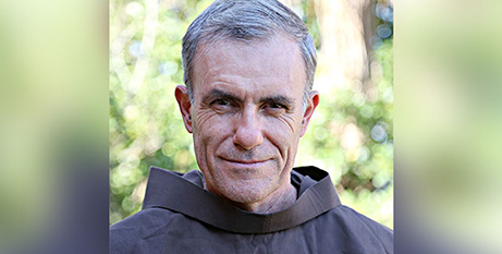 Fr Mario Debattista OFM (The Catholic Leader)