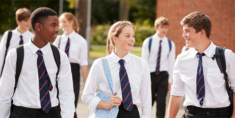 Edmund Rice Education Australia says consent education needs to be provided to students in early adolescence (Bigstock)