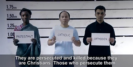 Persecuted Christians