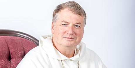 Archbishop Anthony Fisher OP (ACBC/Giovanni Portelli)