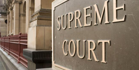 The writ has been filed in the Victorian Supreme Court (Victorian Government website)