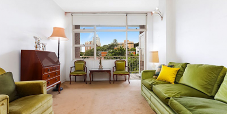 The Darling Point apartment (Ray White Taylor + Partners)