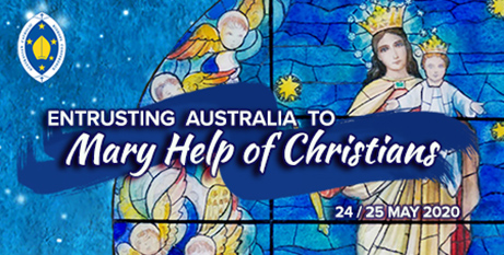 Our Lady Help of Christians has been the official patroness of Australia since 1844 (ACBC)