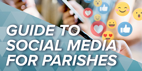 The guide focuses on Facebook and Instagram, the two platforms considered most suitable for parishes (ACBC)