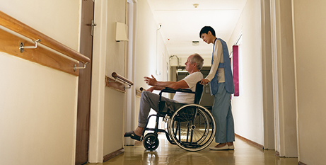 """The aged care royal commission report says """"substandard care and abuse pervades the Australian aged care system"""" (Bigstock)"""