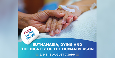 The talks will take place ahead of the anticipated introduction of euthanasia legislation to the New South Wales Parliament (Supplied)