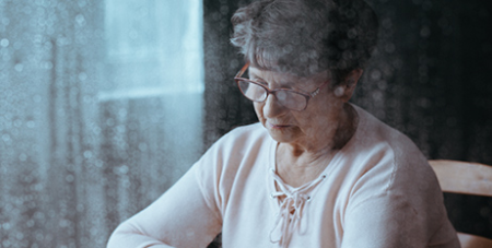 The number of people seeking advice about elder abuse from Seniors Rights Victoria has increased over the past seven years. (Bigstock)