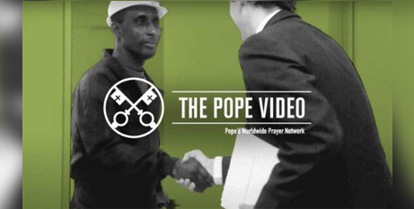 Image from The Pope Video for September 2020 (Vatican News)