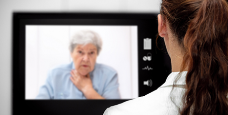 More than more 30 million consultations have been delivered by telehealth in Australia since March (Bigstock)