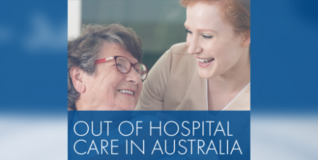The report says legislative changes are needed to move more patients to out of hospital care (Catholic Health Australia)