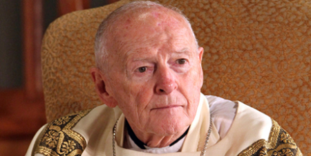 Theodore McCarrick in 2014 (CNS/Gregory A. Shemitz)