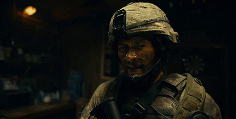 Scott Eastwood in The Outpost (IMDB)