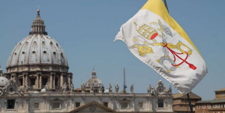 Vatican City has been inspected this month by Moneyval, an anti-money laundering watchdog (CNA/Bohumil Petrik)