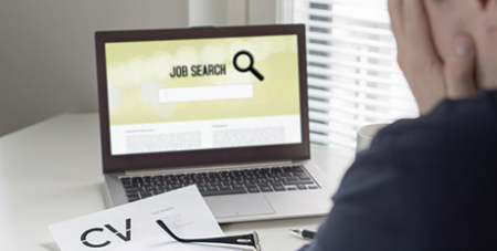 Only 22 per cent of employers contacted for the jobs survey said they were recruiting (Bigstock)