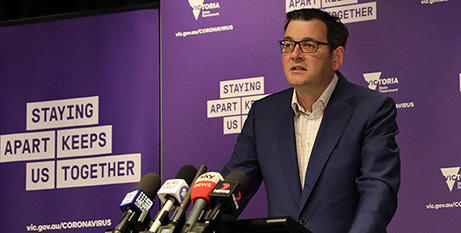 Daniel Andrews (Facebook/DanielAndrewsMP)