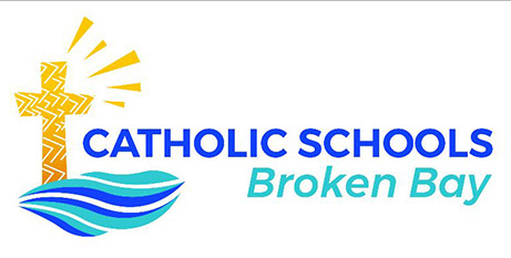 The new logo for Catholic Schools Broken Bay (Supplied)