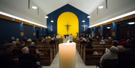 Masses in Tasmania will continue to be celebrated in line with Government directions on COVID-19 (Hobart Archdiocese)