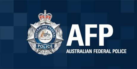The Australian Federal Police have taken the lead role in investigating the claims of suspect transfers from the Vatican to Australia (AFP website)