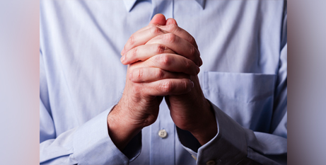 "Pope Francis said people must pray with their hearts and not ""pray like a parrot"" (Bigstock)"