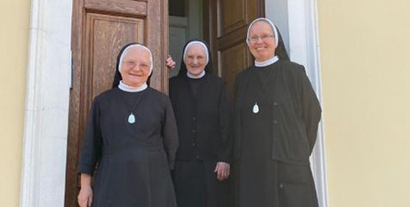 The Sisters of St Elizabeth nuns (Twitter/ArchPoznan)