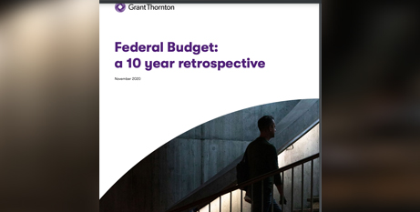 The report said the non-profit sector needed more funding but must be accompanied by structural reform (Grant Thornton)