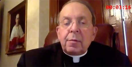Archbishop William Lori (CNA/USCCB)