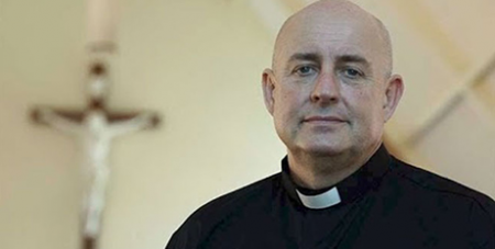 Fr Morgan Batt (The Catholic Leader)