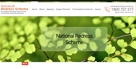 Another 550 organisations have joined the scheme, the Government announced yesterday (National Redress Scheme website)