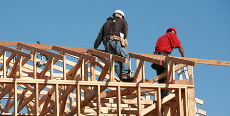 The survey found not-for-profit housing providers could start building 12,500 homes within five years (Bigstock)