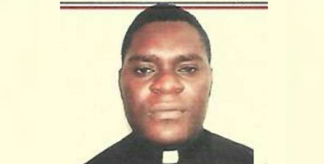 Fr Valentine Ezeagu (CNA/Congregation of the Sons of Mary Mother of Mercy)