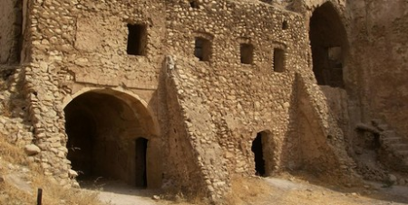Iraqi monastery destroyed