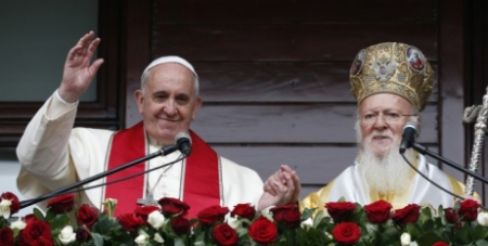 Pope and Patriarch