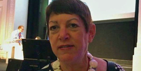 Teresa Kettlekamp, member of the Pontifical Commission for the Protection of Minors (Vatican News)